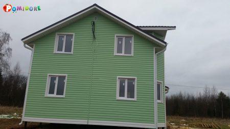 У нас вы можете заказать:строительство Каркасного Дома