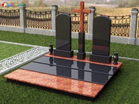 Памятники, ограды, благоустройство. Выезд Солигорск и рн