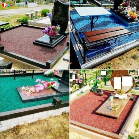 Благоустройство могил в Минске и районе