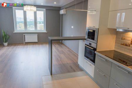 Выполним евроремонт вашей квартиры качественно